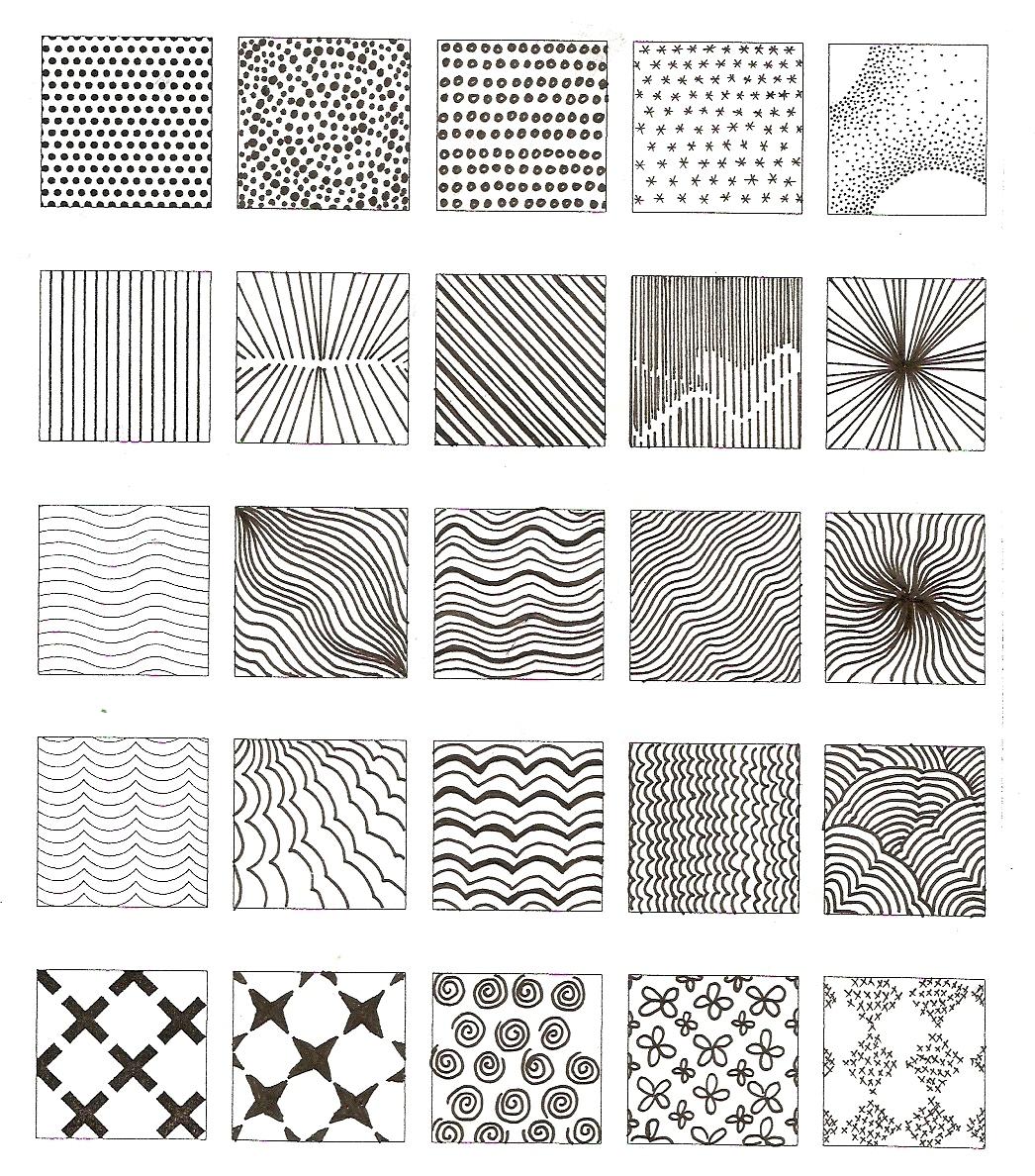 Plano Decorativo Dibujo Tecnico