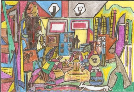 Realizado por Ana González-Caballos Muñoz, 2º ESO-C, 2013-14